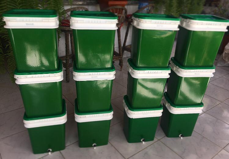 Kit Composteira G